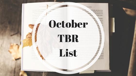 October TBR List