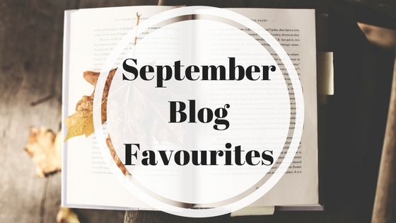 September Blog Favourites