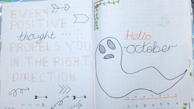 October Blogging Goals – Ashleigh Writes