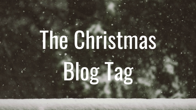 The Christmas Blog Tag