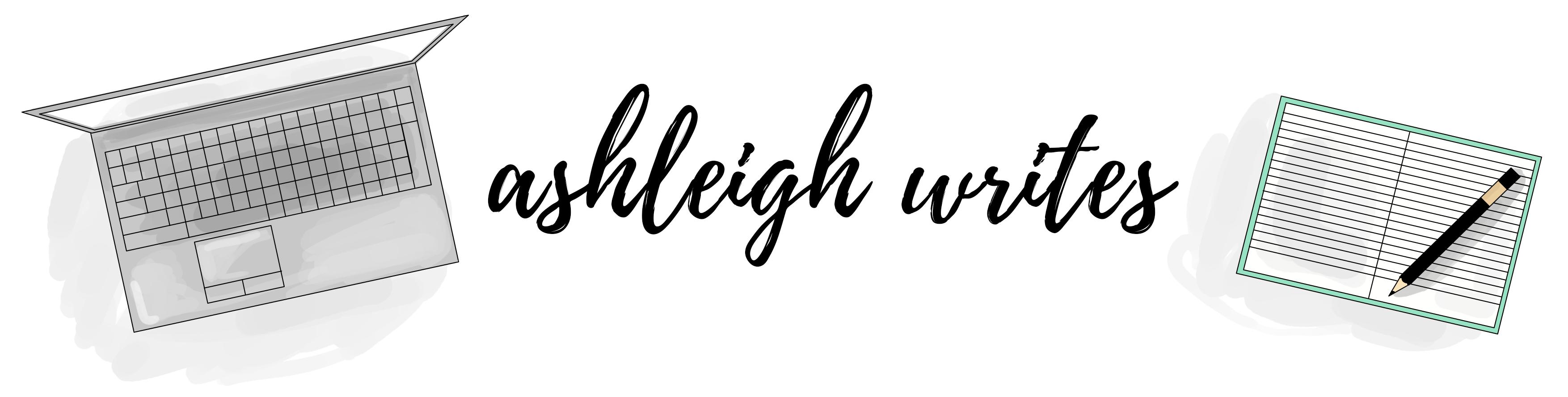 Ashleigh Writes